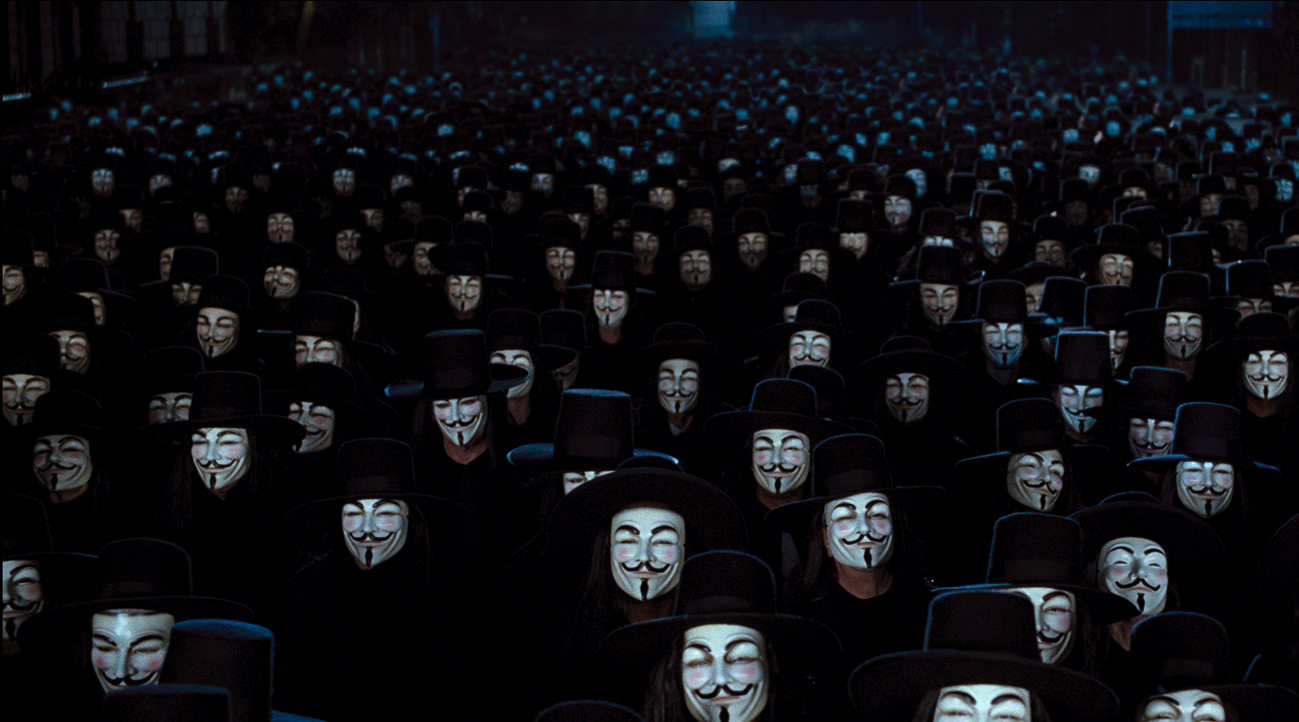 V for Vendetta and the Limits of Liberal Protest - Blood Knife